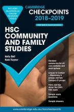 Cambridge Checkpoints HSC Community and Family Studies 2018-19 and Quiz Me More