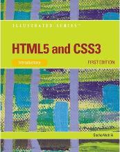 HTML 5 CSS Illustrated Introductory