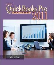 Using Quickbooks Pro 2011 for Accounting (with CD-ROM)