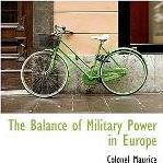 The Balance of Military Power in Europe