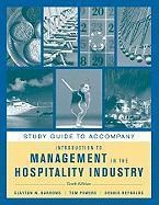 Study Guide to accompany Introduction to Management in the Hospitality Industry, 10e