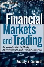 Financial Markets and Trading