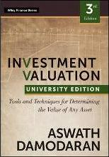 Investment Valuation, Third Edition