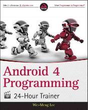 Android Programming 24-Hour Trainer