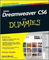 Dreamweaver Cs6 for Dummies