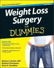 Weight Loss Surgery for Dummies, 2nd Edition