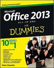 Office 2013 All in One for Dumies