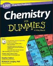 Chemistry: 1,001 Practice Problems For Dummies