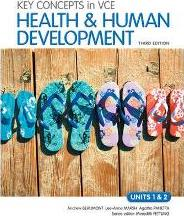 Key Concepts in VCE Health and Human Development Units 1&2 & eBookPLUS