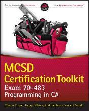 Mcsd Certification ToolKit (Exam 70-483)