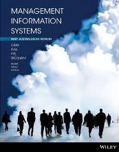 Management Information Systems Australasian