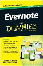 Evernote for Dummies (R) (Portable)