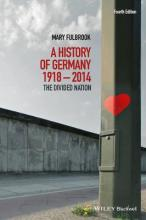 A History of Germany 1918-2014