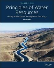 Principles of Water Resources History, Development, Management, and Policy