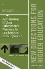 Reclaiming Higher Education's Purpose in Leadership Development