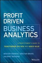 Profit Driven Business Analytics