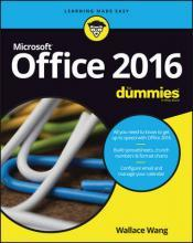 Office 2016 for Dummies Book