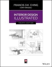 Interior Design Illustrated Third Edition Francis D K Ching