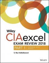 Wiley CIAexcel Exam Review 2018, Part 1