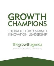 Growth Champions - the Battle for Sustained Innovation Leadership