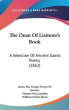 The Dean of Lismore's Book