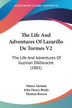 The Life and Adventures of Lazarillo de Tormes V2