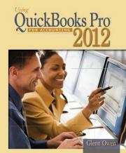 Using Quickbooks Accountant 2012 for Accounting