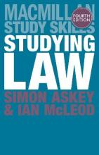 Studying Law 2014