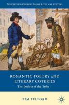 Romantic Poetry and Literary Coteries 2015