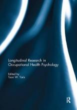 LONGITUDINAL RESEARCH IN OCCUPATION