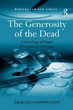 The Generosity of the Dead