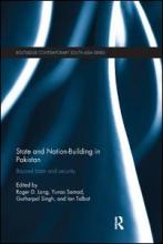 State and Nation-Building in Pakistan