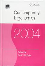 Contemporary Ergonomics 2004