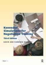 Kennedys' Simulations for Negotiation Training