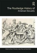 The Routledge History of American Sexuality