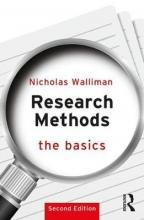 Research Methods: The Basics