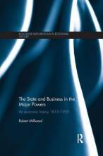 The State and Business in the Major Powers