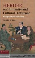 Herder on Humanity and Cultural Difference