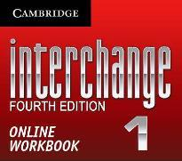 Interchange Level 1 Online Workbook (Standalone for Students) via access card