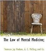 The Law of Mental Medicine;