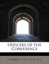 Officers of the Conference