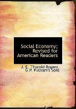 Social Economy; Revised for American Readers