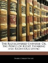 The Rediscovered Universe