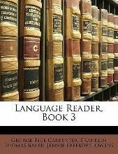Language Reader, Book 3