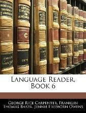 Language Reader, Book 6