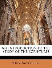 An Introduction to the Study of the Scriptures