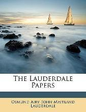 The Lauderdale Papers