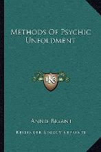 Methods of Psychic Unfoldment
