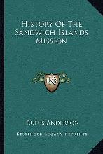 History of the Sandwich Islands Mission