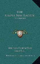The Simple Way Laotze